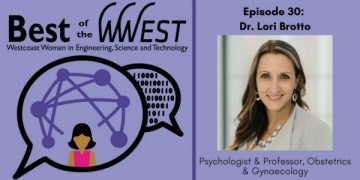 Best of the WWEST Podcast: Dr. Lori Brotto, Psychologist & Professor with Danniele Livengood, June 05, 2018.