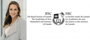 Dr Lori Brotto is elected as a member of the Royal Society of Canada College of New Scholars, Artists and Scientists