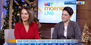New Years Resolutions for Your Sexual Health