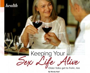 Keeping Your Sex Life Alive: Good Times Magazine