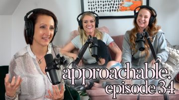 Approachable Podcast Episode 34: Debunking Desire with Dr. Lori Brotto