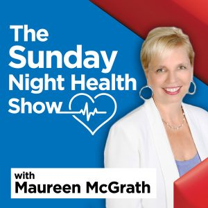 The Sunday Night Health Show with Maureen McGrath: Full Show – Dealing with Migraines, Intimate Partner Violence, Vaginal and Bladder Health