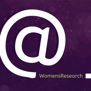@WomensResearch Podcast: Social Media