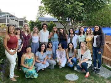 After a year of distance, we were able to get together for our annual UBCSHR Lab BBQ!